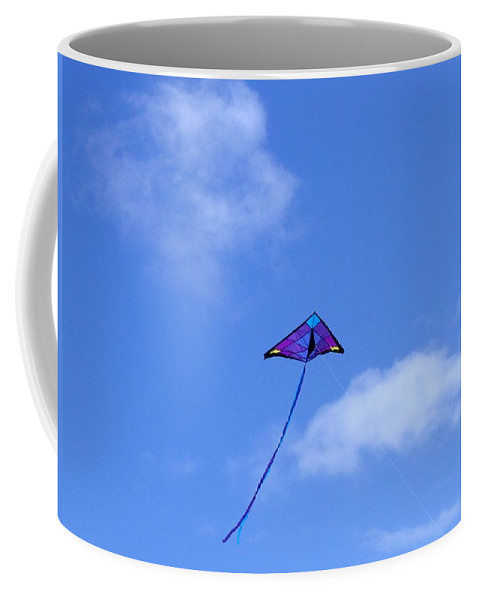 #soaring Coffee Mug featuring the photograph Soaring by Will Borden