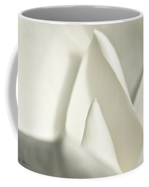 Magnolia Coffee Mug featuring the photograph Soft Magnolia by Christopher Holmes