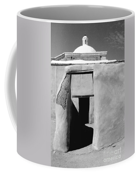 Shadows Coffee Mug featuring the photograph Sol Y Sombra by Kathy McClure