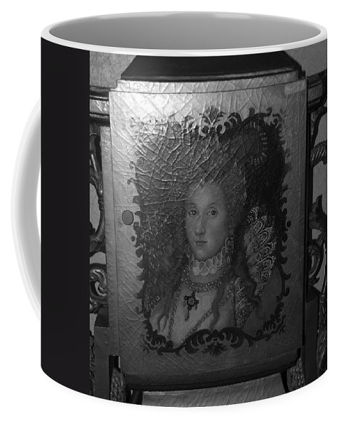Queen Coffee Mug featuring the photograph Some Old Queen by Rob Hans
