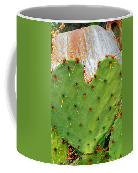 Sometimes Love Hurts Coffee Mug featuring the photograph Sometimes Love Hurts by Tikvah's Hope