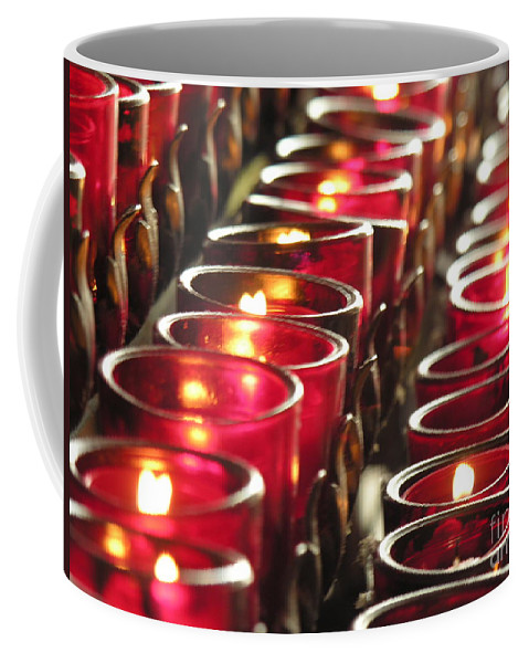 Souls Coffee Mug featuring the photograph Souls by Diane Greco-Lesser