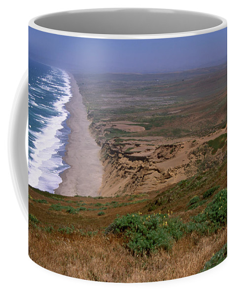 South Beach Coffee Mug featuring the photograph South Beach by Soli Deo Gloria Wilderness And Wildlife Photography