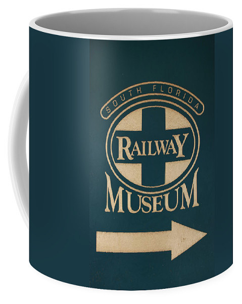 South Florida Railway Museum Coffee Mug featuring the photograph South Florida Railway Museum by Rob Hans