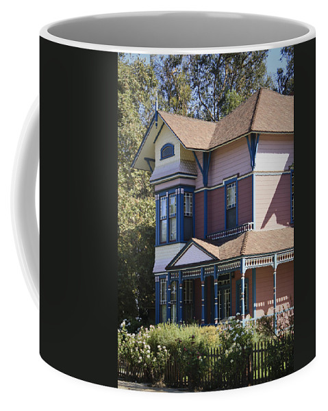 California Coffee Mug featuring the photograph Southern California Painted Lady by Teresa Mucha