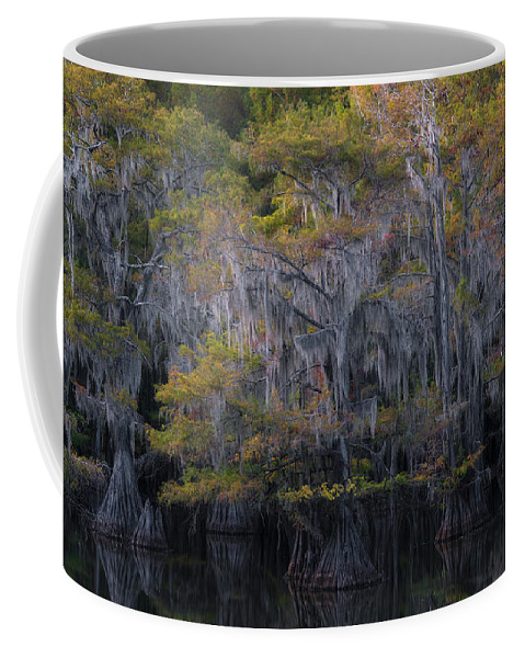 Coffee Mug featuring the photograph Southern Colors by Jojo Butingan