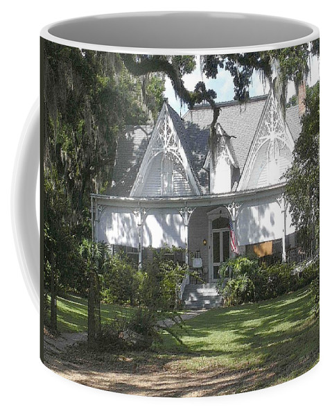 St. Francisville Coffee Mug featuring the photograph Southern Comfort by Nelson Strong