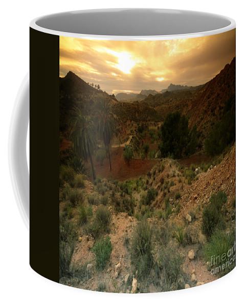 Mountains Coffee Mug featuring the photograph Spain by Angel Ciesniarska