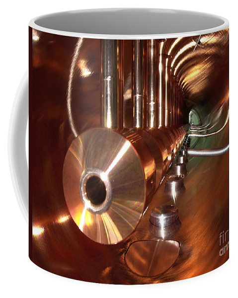 Science Coffee Mug featuring the photograph Spallation Neutron Source, Linac by Science Source