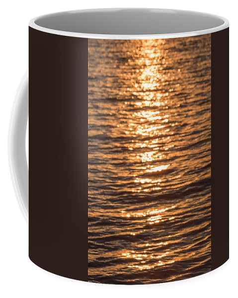 Terry D Photography Coffee Mug featuring the photograph Sparkling Water by Terry DeLuco