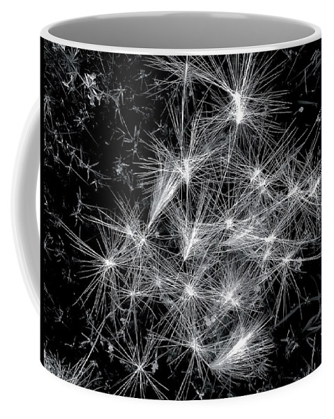 Grass Coffee Mug featuring the photograph Sparks by Julian Grant