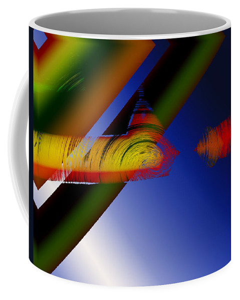 Photograph Coffee Mug featuring the photograph Spectrum Of Roses by Mindy Newman