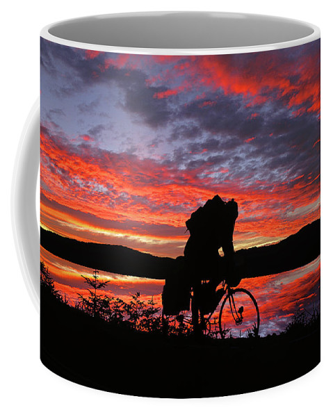 The Walkers Coffee Mug featuring the photograph Spinning The Wheels Of Fortune by The Walkers