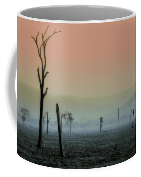 Landscapes Coffee Mug featuring the photograph Spirit Land 2 by Holly Kempe