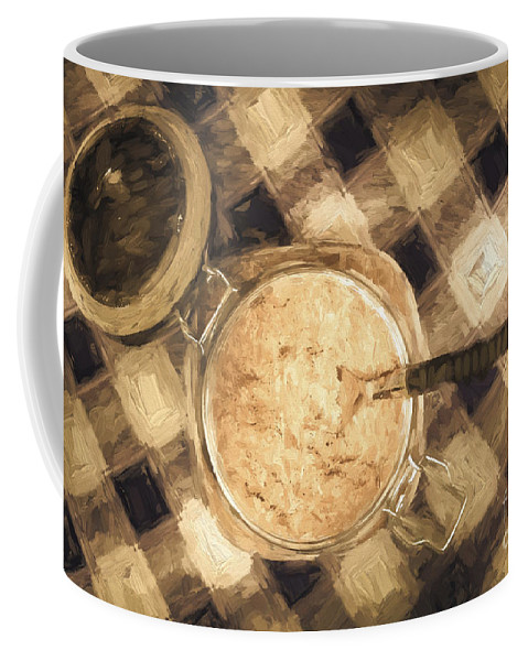 Kitchen Coffee Mug featuring the painting Spoonful Of Sugar by Jorgo Photography - Wall Art Gallery