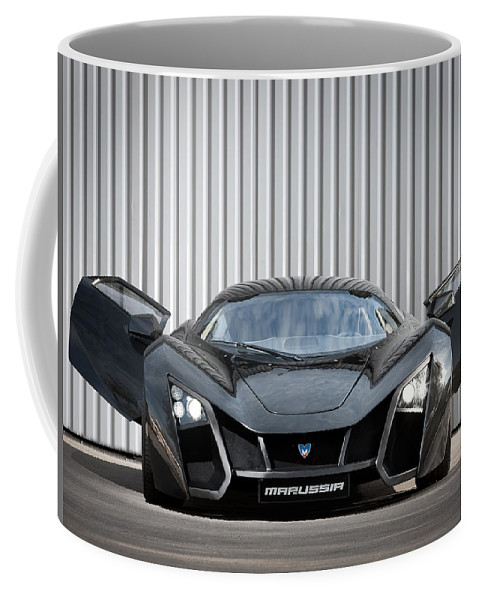 Sports Car Coffee Mug featuring the photograph Sports Car by Jackie Russo
