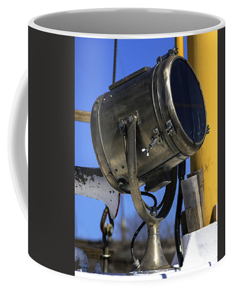 Atlantic Coffee Mug featuring the photograph Spotted by Joe Geraci