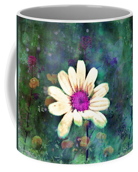 Wall Art Coffee Mug featuring the photograph Spring Daydreams by Tara Turner