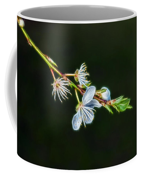 Nature Coffee Mug featuring the photograph Spring by Lee Houston