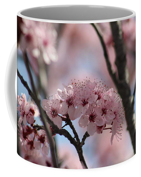Spring Coffee Mug featuring the photograph Spring On The Air by Sarah Helmy Aly