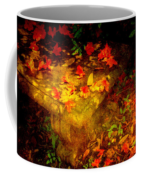 Flower Coffee Mug featuring the photograph Spring Or Autumn by Susanne Van Hulst