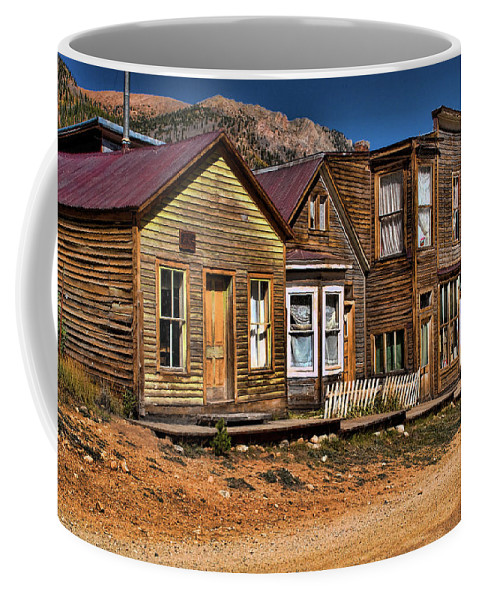 St Elmo Coffee Mug featuring the photograph St Elmo by Charles Muhle