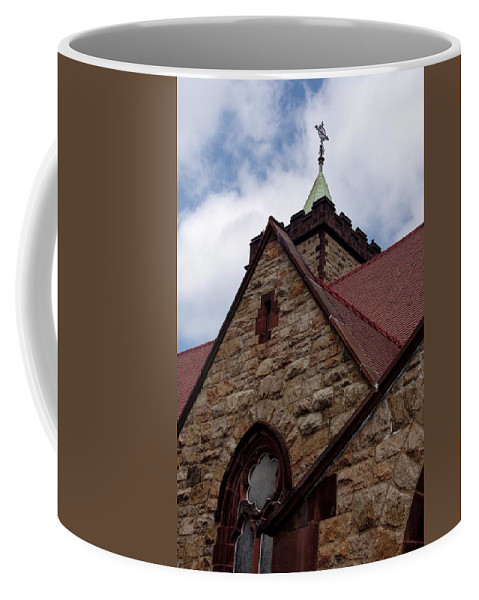 St Coffee Mug featuring the photograph St John On The Point by Steven Natanson
