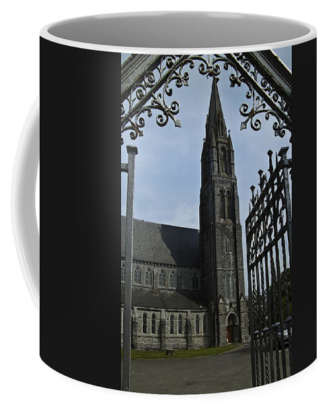 Nenagh Coffee Mug featuring the photograph St. Mary by Teresa Mucha