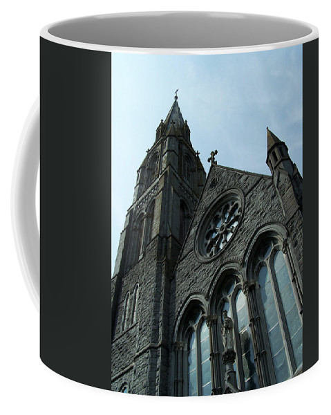 Ireland Coffee Mug featuring the photograph St. Mary's Of The Rosary Catholic Church by Teresa Mucha
