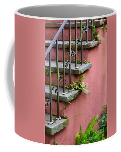 Stairs Coffee Mug featuring the photograph Stairs by Dennis Knasel
