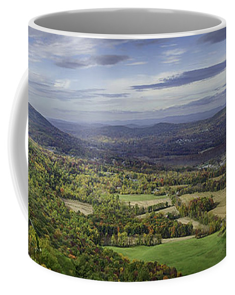 Stairway To Heaven Coffee Mug featuring the photograph Stairway To Heaven by Eleanor Bortnick