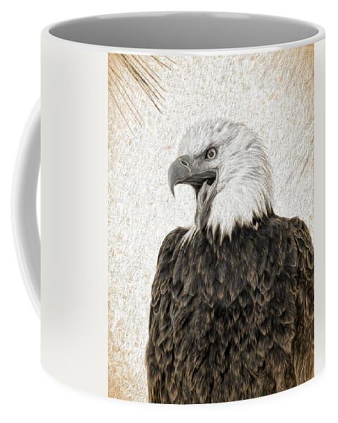 David Eppley Coffee Mug featuring the photograph Stand Up by David Eppley