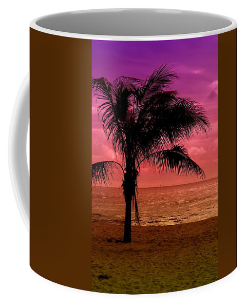 Jersey Shore Coffee Mug featuring the photograph Standing - Jersey Shore by Angie Tirado