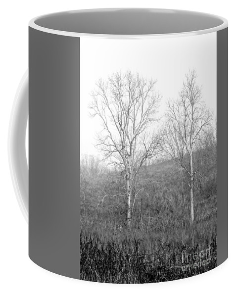 Two Coffee Mug featuring the photograph Standing Tall by Gary Richards