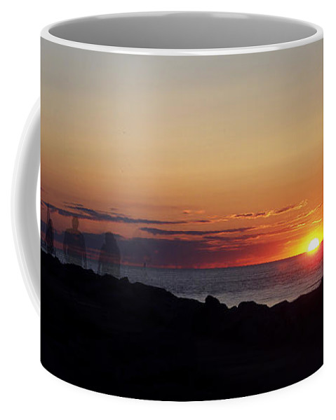 Photography Coffee Mug featuring the photograph Standing The Test Of Time by Frederic A Reinecke