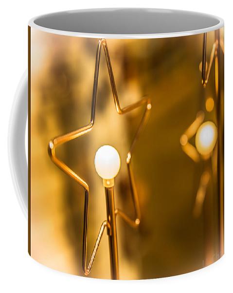 Star Coffee Mug featuring the photograph Star by Lora Lee Chapman