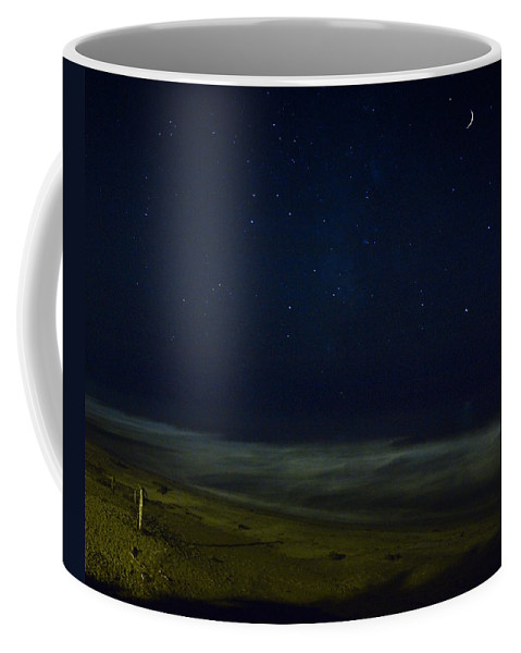 Nature Coffee Mug featuring the photograph Starry Night by John K Sampson