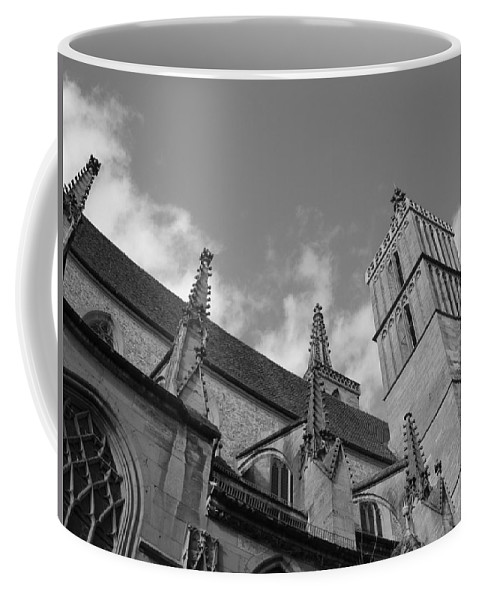 Cathedral Coffee Mug featuring the photograph Steadfast by Dylan Punke