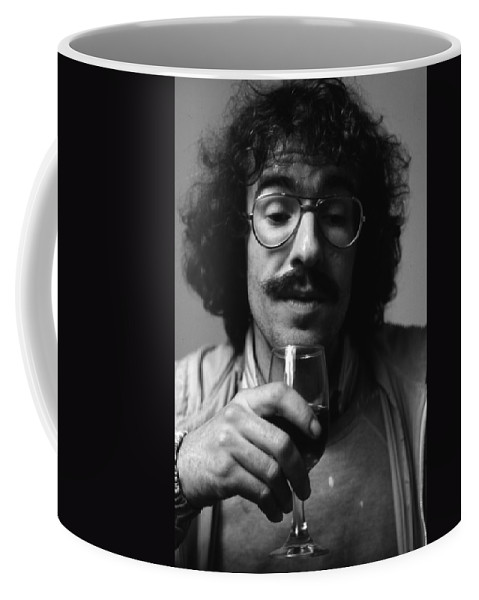 Portrait Coffee Mug featuring the photograph Steve by Lee Santa
