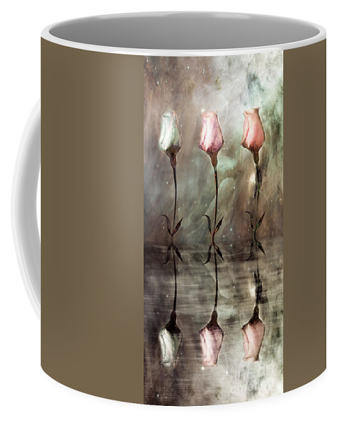 Floral Coffee Mug featuring the photograph Still by Jacky Gerritsen