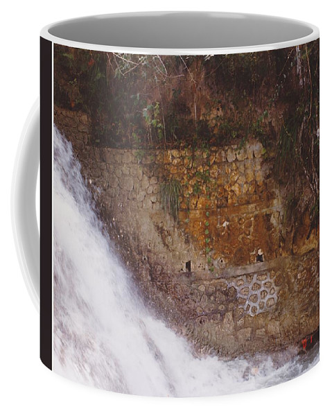 Brick Coffee Mug featuring the photograph Stonewall by Michelle Powell