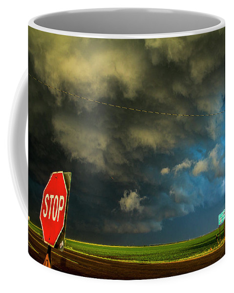 Nebraskasc Coffee Mug featuring the photograph Stop And Take In This Moment by NebraskaSC