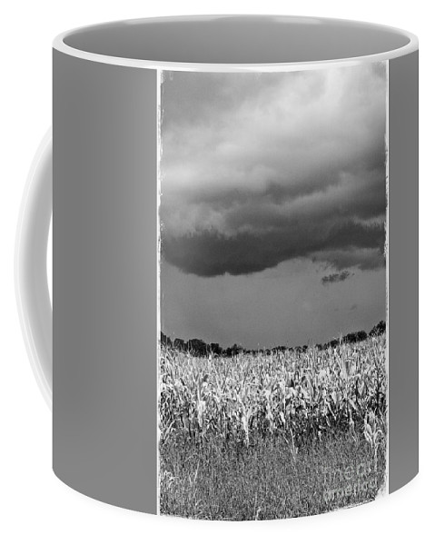 Weather Coffee Mug featuring the photograph Storm by Gary Richards