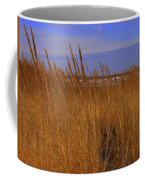 Long Beach Coffee Mug featuring the photograph Stormy Walk On The Beach Viii Long Beach Washington by Jacqueline Russell