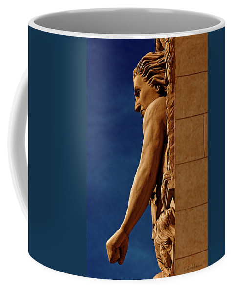 Christopher Holmes Photography Coffee Mug featuring the photograph Strength by Christopher Holmes