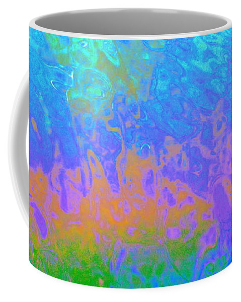 Water Coffee Mug featuring the photograph Dancing in the Night by Sybil Staples