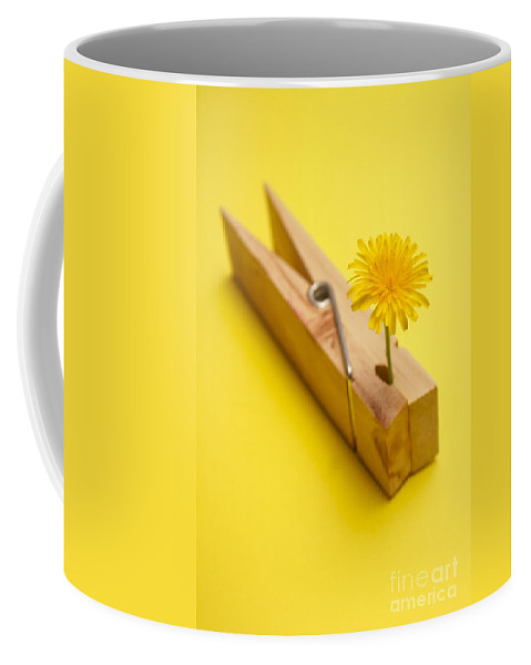 Still Life Coffee Mug featuring the photograph Stuck On Summer by Jorgo Photography - Wall Art Gallery