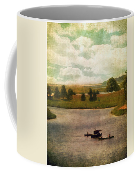Beautiful Coffee Mug featuring the photograph Summer At The Cape V by Tina Baxter
