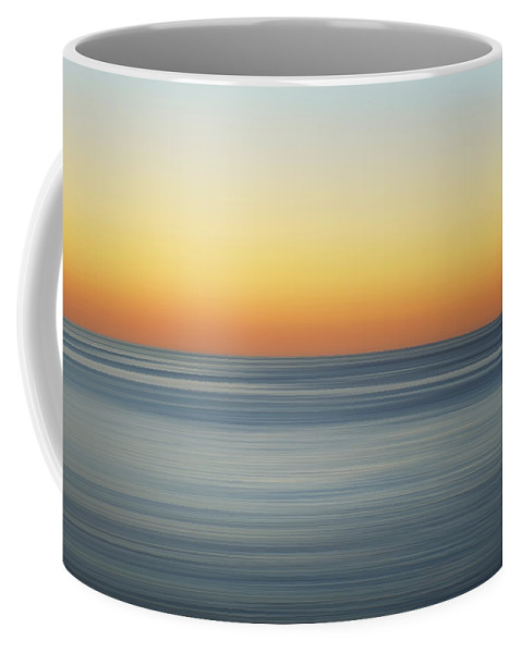 Landscape Coffee Mug featuring the photograph Summer Sunset by Az Jackson