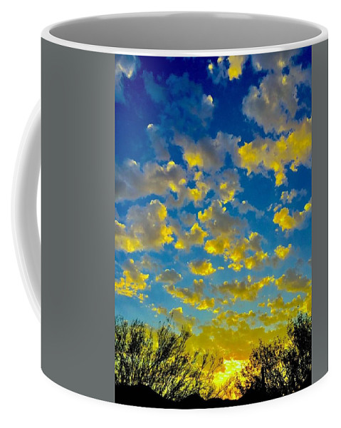 Coffee Mug featuring the photograph Sun Kisses by Joy Elizabeth